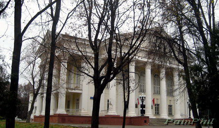 Biblioteca named I.A.Bunin before 1992 name N.K.Krupskaya (1958-)